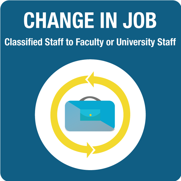 Classified Staff to Faculty or Staff