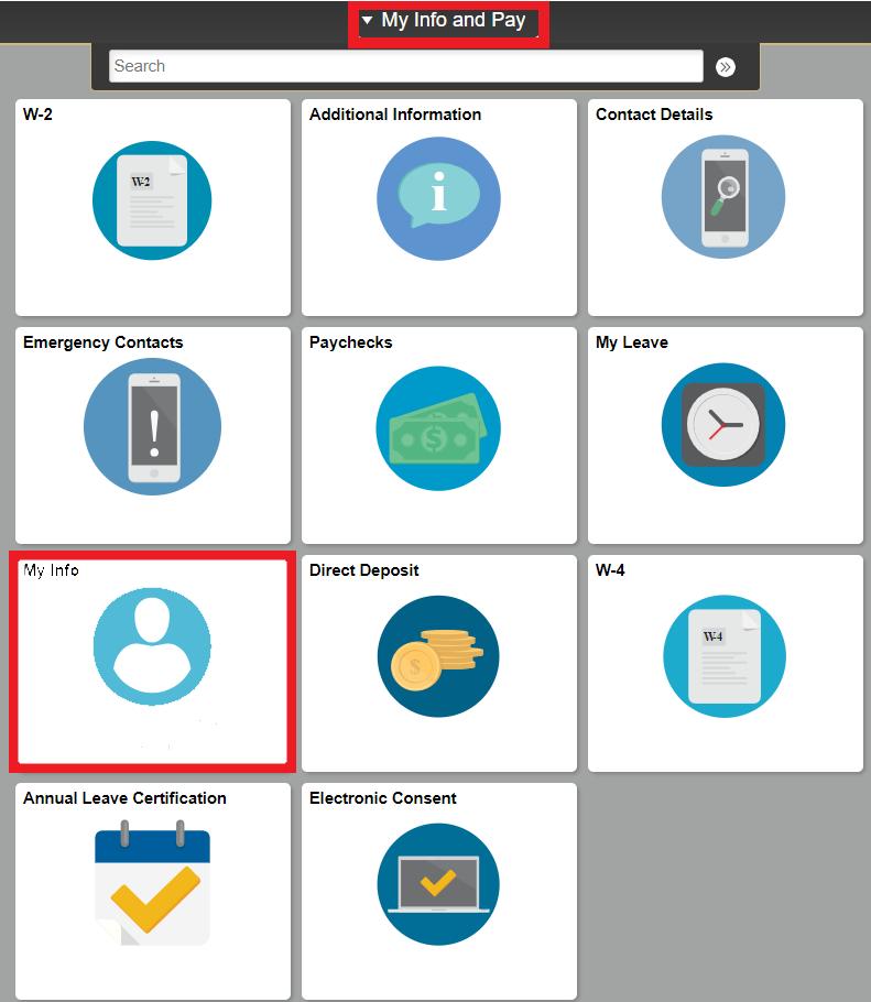 Employee Portal | University of Colorado