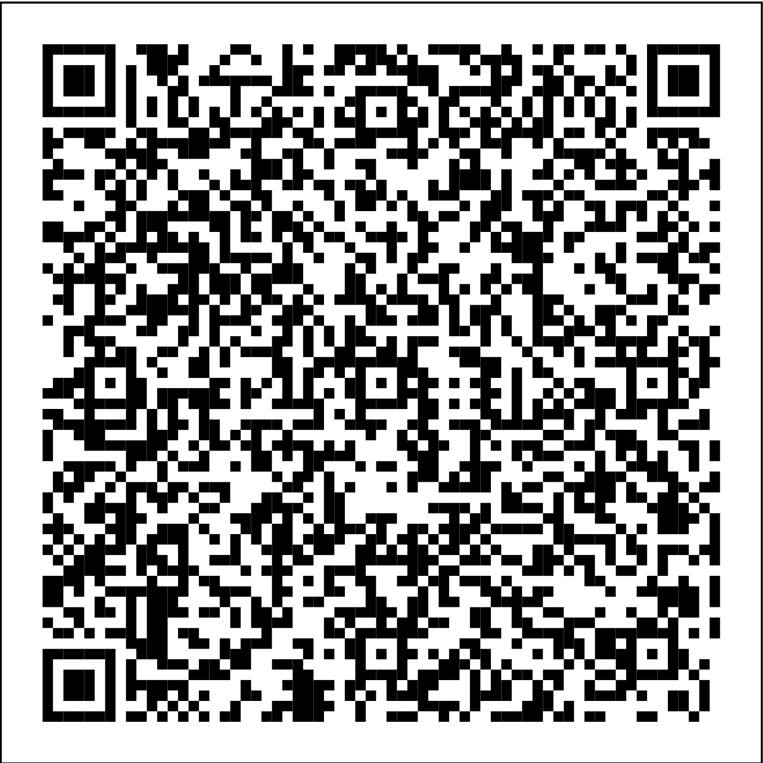 QR code for CU System employees