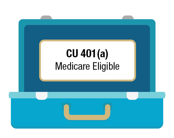 Click here if you are a 401(a) retiree who is medicare eligible