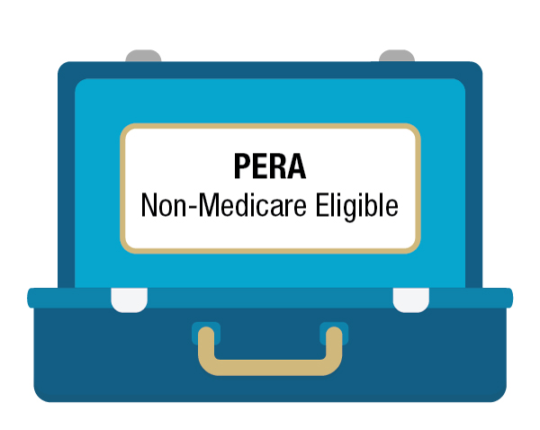Click here if you are a PERA retiree who is not medicare eligible