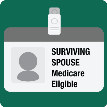 Surviving Spouse Medicare Eligible