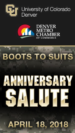 CU Denver, Boots To Suits, Anniversary Salute