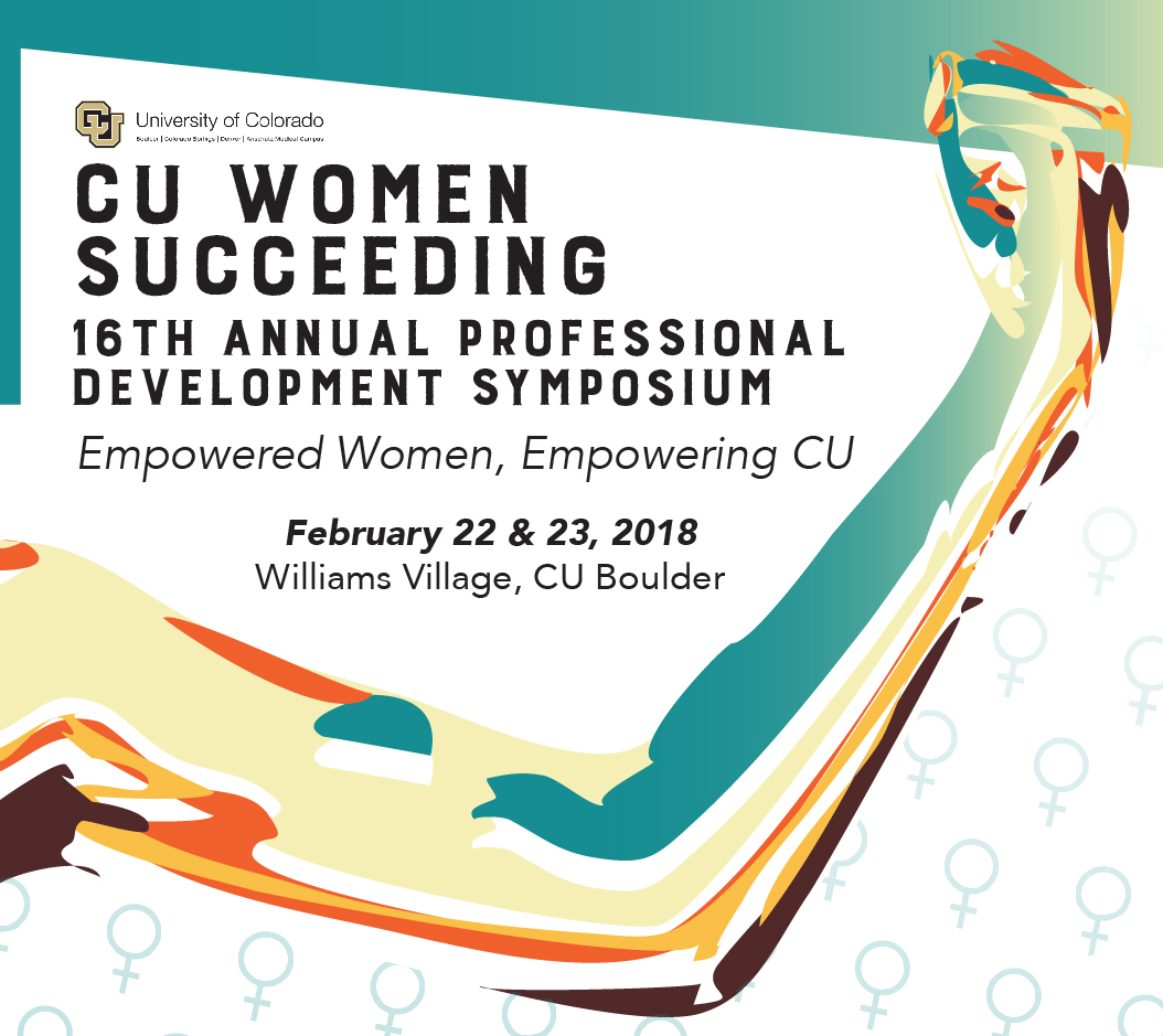 16th Annual CU Women Succeeding Professional Development Symposium