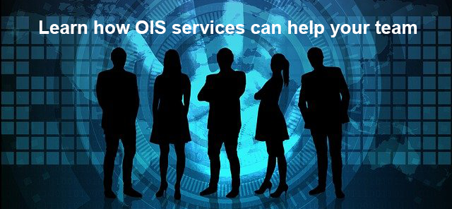 OIS offers services to help secure information