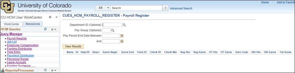quick tips keys to running reading payroll registers university