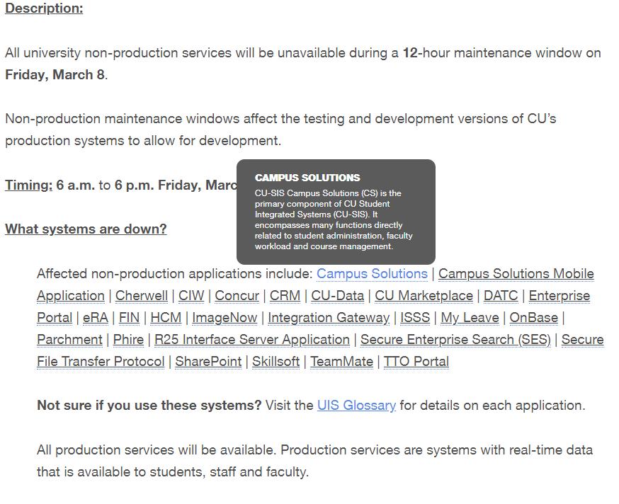 production services definition