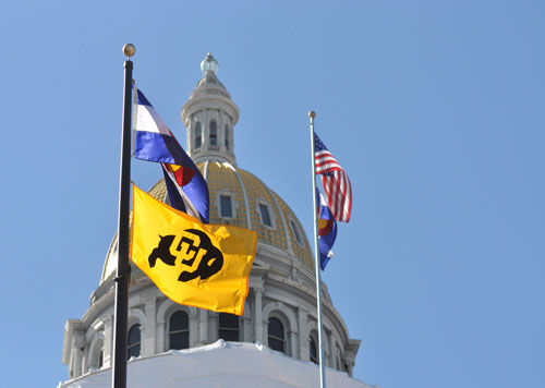 CU-Boulder Leeds economic forecast at Capitol