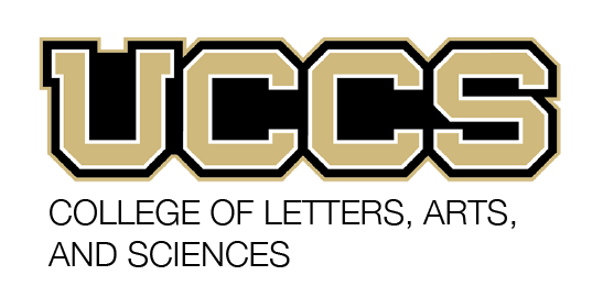 UCCS College of Letters, Arts, and Sciences Logo
