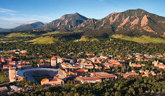 Image result for main campus university of colorado