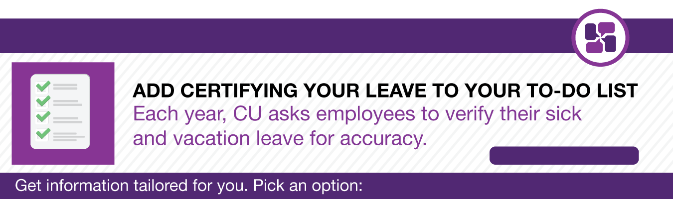 Employee Services (HR, Benefits, Payroll) | University of Colorado