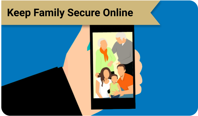 Keep family Secure Online