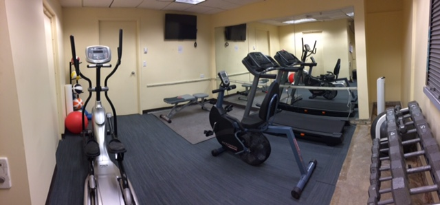 The Mini Gym at 1800 Grant