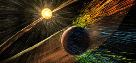 NASA mission reveals speed of solar wind stripping Martian atmosphere