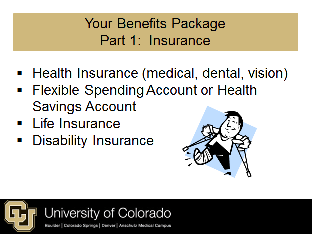 Learn about your insurance benefits.