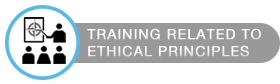 Training related to Ethical Principles