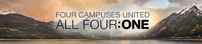 University of Colorado - All Four: One