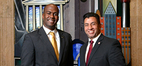 Two CU Denver alumni hold seats on the Denver City Council
