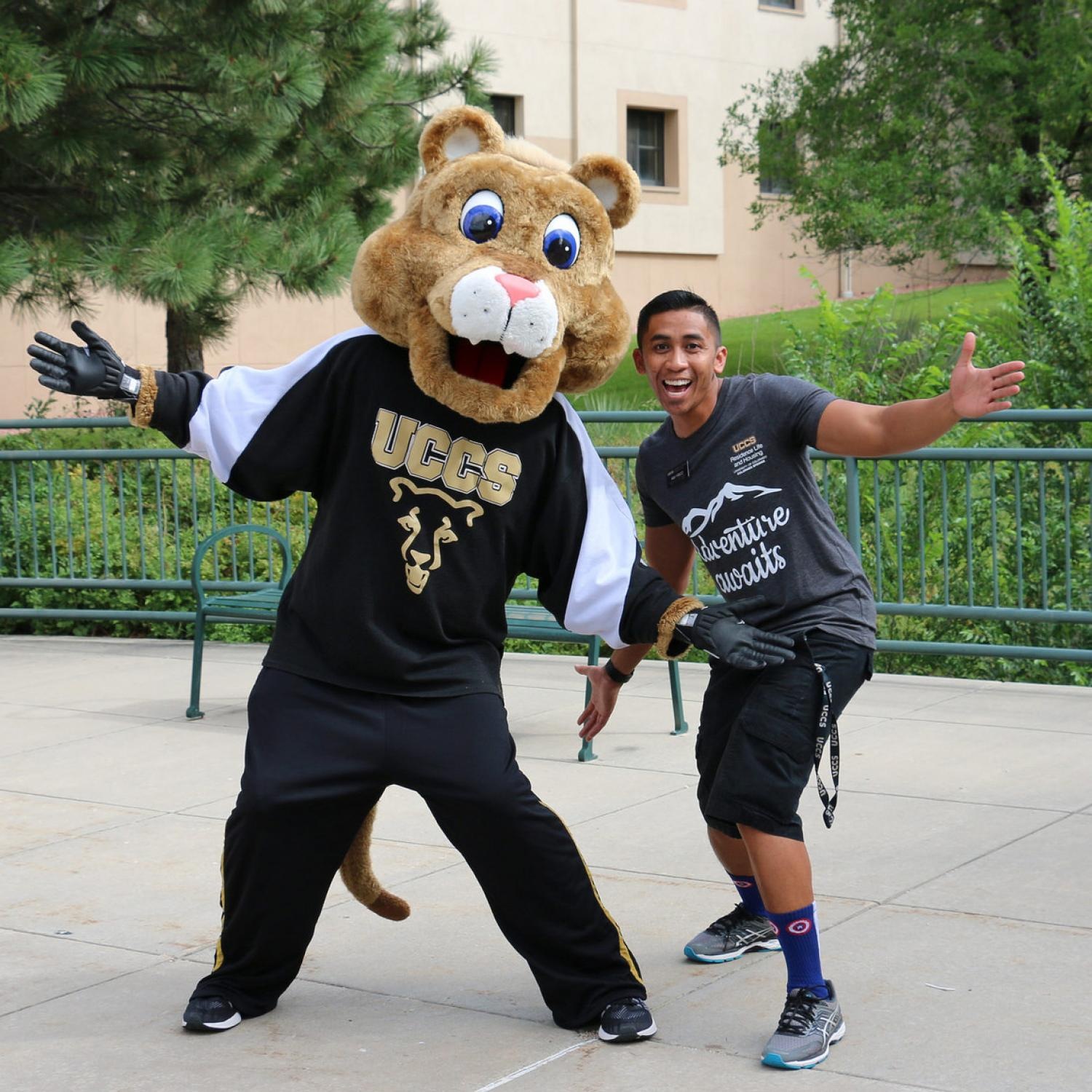 A great time was had by all during UCCS' Welcome Week