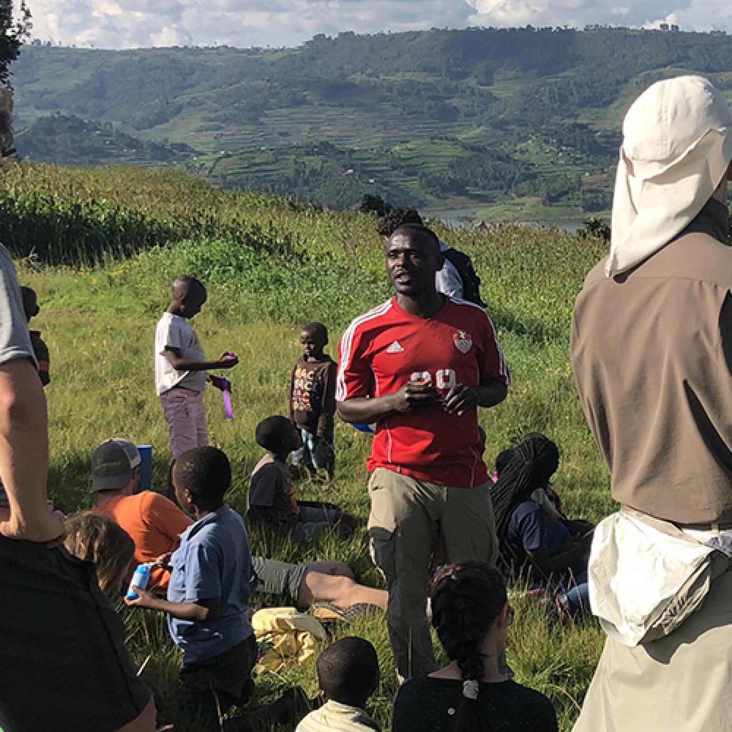 CU Denver students, chancellor spend Maymester in East Africa