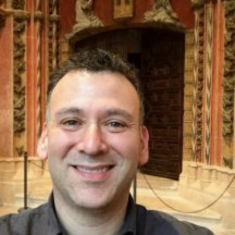 UCCS Professor Roger Martinez