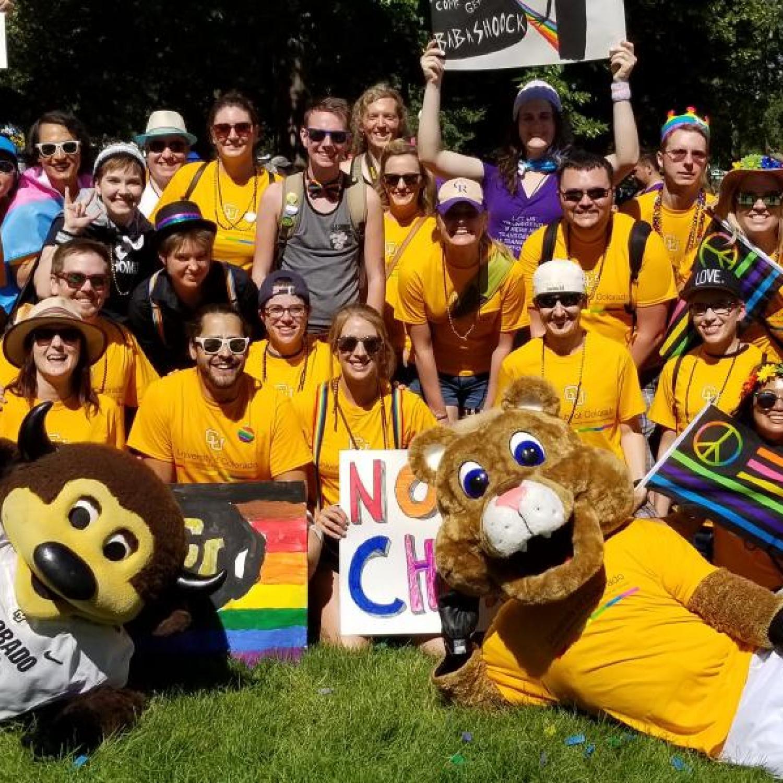 CU Boulder gains national recognition as LGBTQ-inclusive university