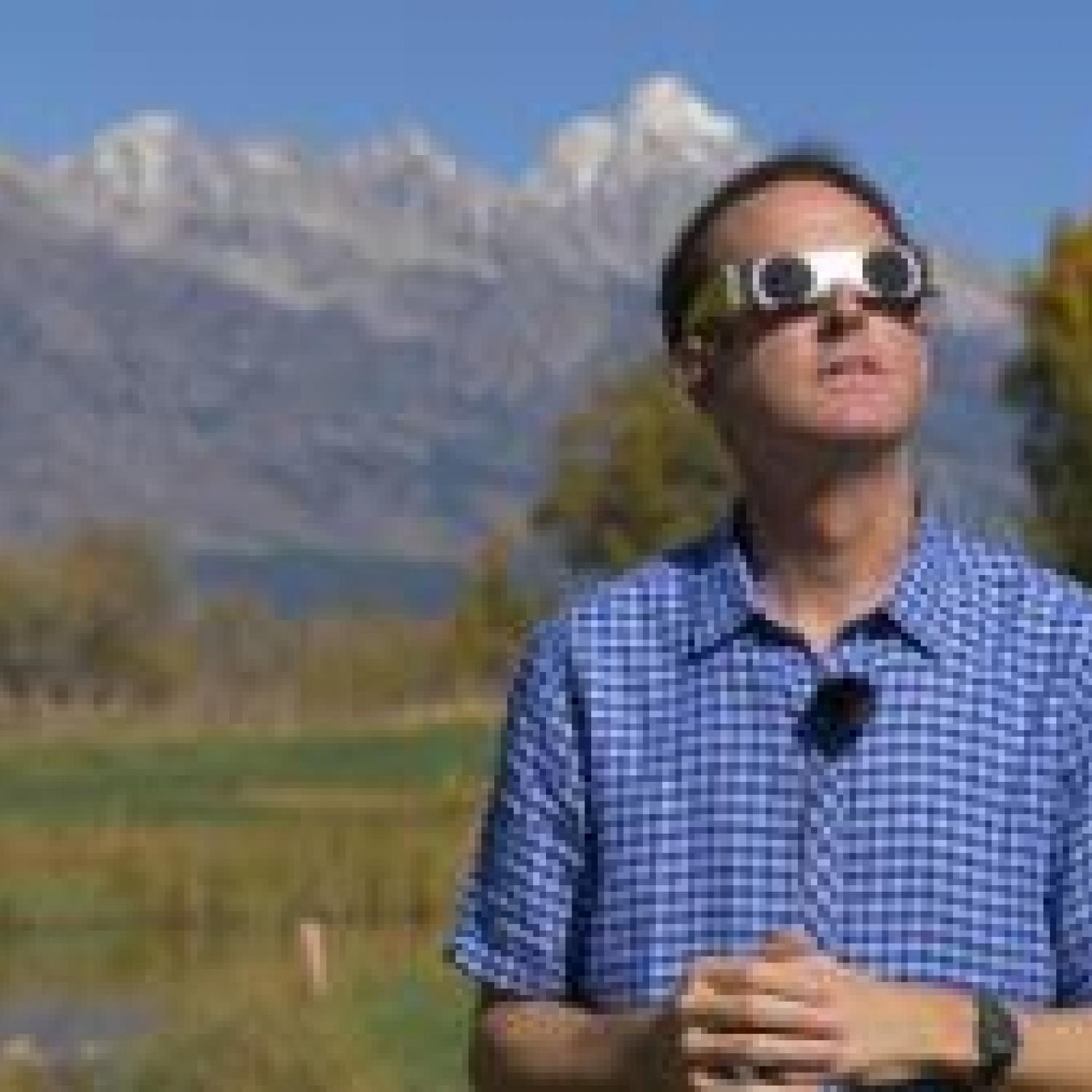 Solar eclipse podcast with Doug Duncan