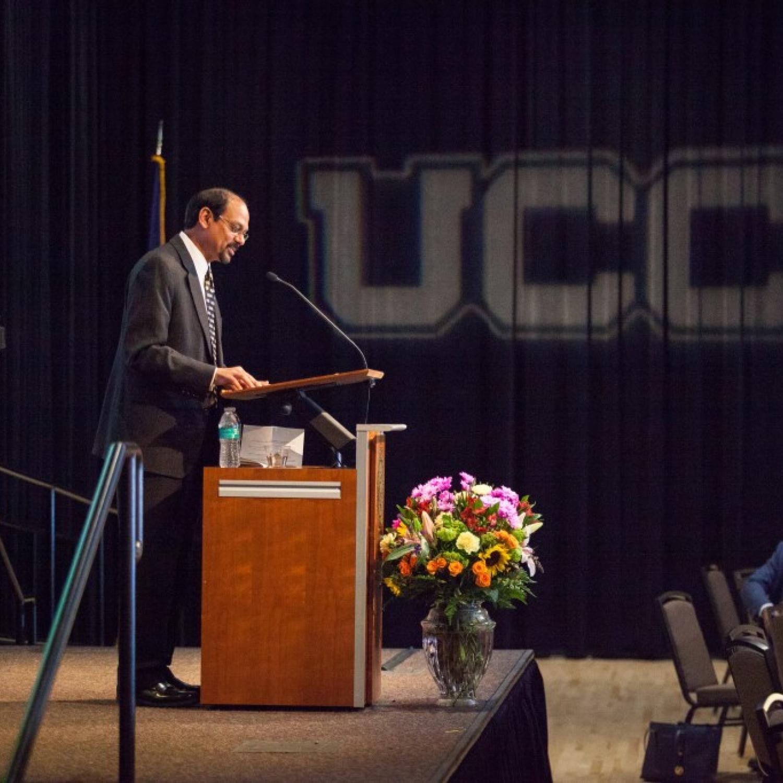 Reddy chosen UCCS chancellor