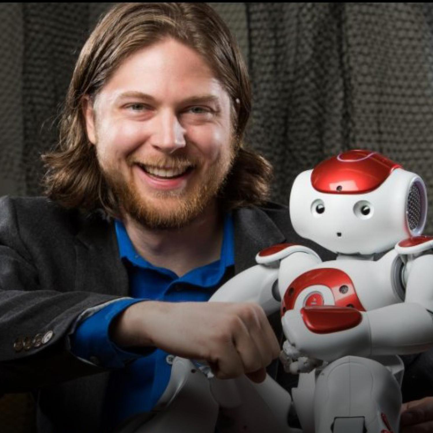 CU Boulder scientist envisions a world where robots have that human touch