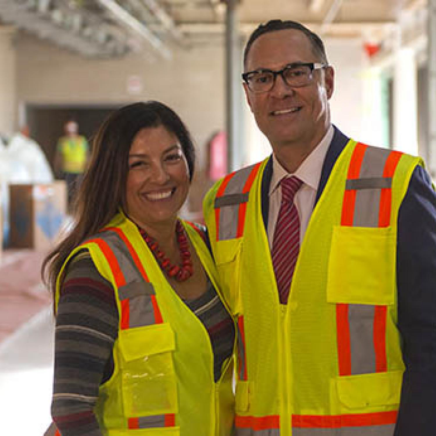 Lola and Rob Salazar donate $10 million to student wellness center