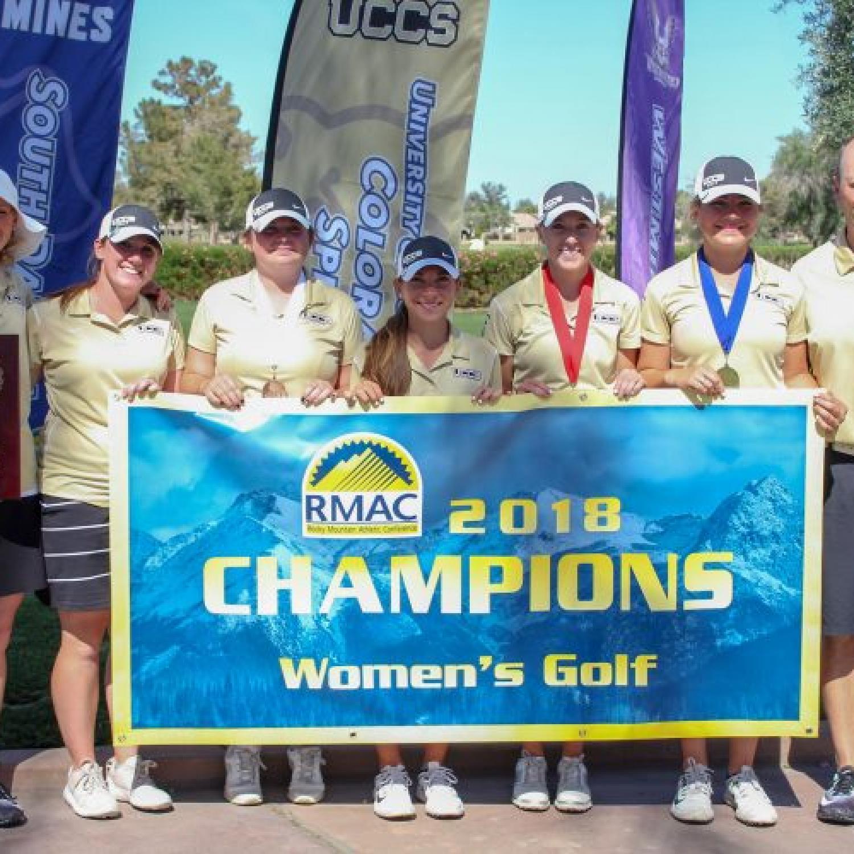 UCCS Women's Golf