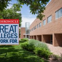 UCCS a 'great college to work for'