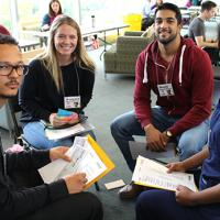 Dental students learn about inequities in accessing health care