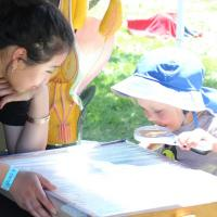 Students teach at Mesa Verde