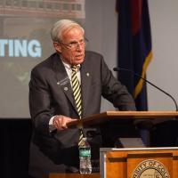 President Benson to receive Courage in Education Award