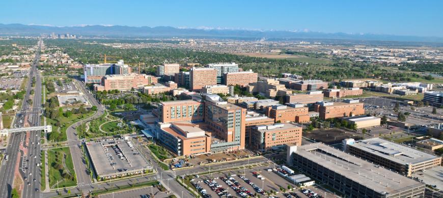 image: CU Anschutz Medical Campus