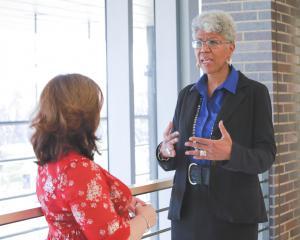 photo of Dr. Brenda Allen