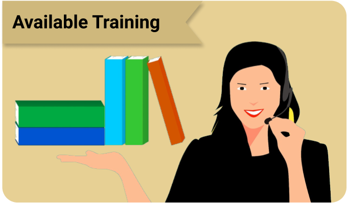 Available Training