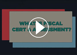 What is Fiscal Cert & Assessment video image